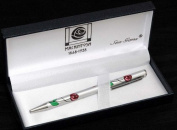 Pen in a Mackintosh Single Rose Design.