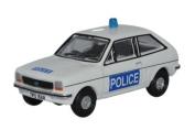 Oxford Die-Cast Ford Fiesta MkI Essex Police 1:76 Scale