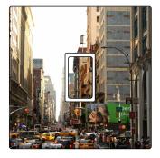 New York NYC Vinyl Light Switch Cover Sticker