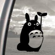 Totoro Black Decal Studio Ghibli Car Truck Window Sticker