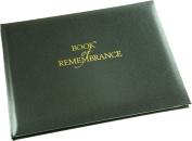 Funeral Guest Book - Memorial Book - Book of Remembrance - Condolence Book - Black