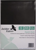 6 x A4 Magnetic Sheets 0.5mm Thick Perfect for Spellbinder Dies