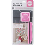 We R Memory Keepers Flower Punch Board, Multi-Colour