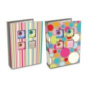 Tallon 5x7 Designer Photo Album with 200 Pockets