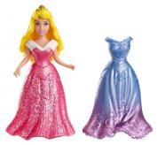 Disney Sleeping Beauty MagiClip Aurora Doll and Fashion