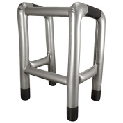 Inflatable Blow Up Walking Zimmer Frame Novelty Party Joke Gift Present Toy