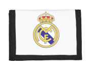Official REAL MADRID white home style wallet