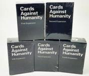 Cards Against Humanity Full AU v1.6 Base Set w 5 Expansions