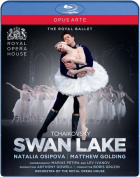 Swan Lake: The Royal Ballet [Region B] [Blu-ray]