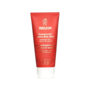 New - Weleda Creamy Body Wash Pomegranate - 210ml
