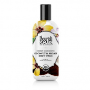 New - Nourish Body Wash - Organic - Tropical Coconut - 300ml