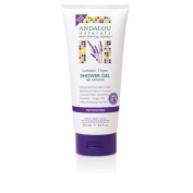New - Andalou Naturals Shower Gel - Lavender Thyme Refreshing - 250ml