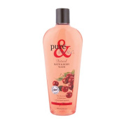 New - Pure and Basic Body Wash - Cherry Almond - 350ml