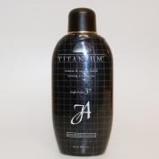 John Abate Titanium Vitamin & Oxygen Fueled Tanning Acceleration Lotion - 240ml