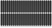 For Pro Black Mini Foam Boards 100/180 Grit, 50 Count