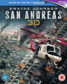 San Andreas [Region B] [Blu-ray]