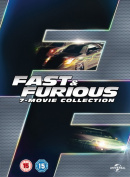 Fast & Furious - 7 Movie Collection [Region 2]