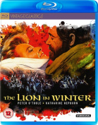 The Lion in Winter [Region B] [Blu-ray]