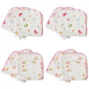 MyKazoe Multipurpose Cloth Wipes / Washcloths - set of 12