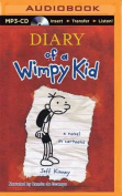 Diary of a Wimpy Kid  [Audio]