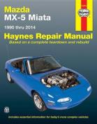 Mazda MX-5 Miata 1990 Thru 2014