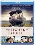 Testament of Youth [Region B] [Blu-ray]