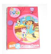 Nick Jr Dora the Explorer Playing Cards