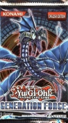 YuGiOh Generation Force Unlimited Edition Booster Pack