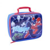 Global Design Concepts Spiderman Lunch Kit, Blue