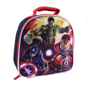 Global Design Concepts Avengers Dome Shaped Lunch Kit, Multi