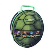 Global Design Concepts Ninja Turtles Shell Shaped Lunch Kit, Green/Black