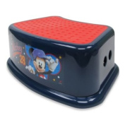 Ginsey Disney Mickey Mouse Step Stool
