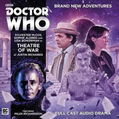 Theatre of War (Doctor Who Novel Adaptions)