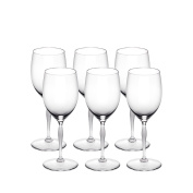 Lalique 100 Point Water Glass Set Of 6