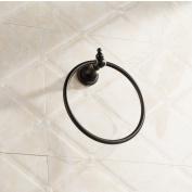MARMOLUX ACC Munich Series 17532-ORB Bathroom Bath Towel Ring Brass Oil Rubbed Bronze