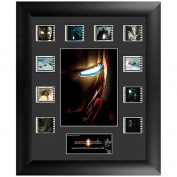 Iron Man Series 1 Mini Montage Film Cell