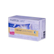 Wholesale Natracare Natural Curved Panty Liners - 30 Pack, [Bathroom, Feminine Care]