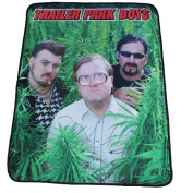 Trailer Park Boys 120cm X 150cm Fleece Throw Blanket