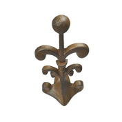 Lulu Decor, Fleur De Lis Door Stopper, Doorstops