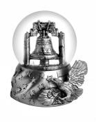 Philadelphia Liberty Bell Snow Globe 65mm