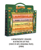Incense Variety - Stress Relief - Tulasi Aromatherapy Large Gift Pack