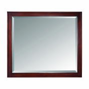 Madison Mirror in Tobacco Finish, 90cm by 80cm