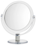 Danielle Enterprises 7X Magnification On Stand Vanity Mirror