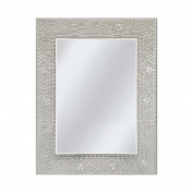 Head West Crystal Mosaic Rectangle Mirror, 60cm by 70cm