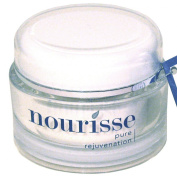 """Nourisse Naturals Organic Anti-Ageing Night Cream for Sensitive Skin / 99% Organic Sensitive Skin Moisturiser / Fresh Citrus Scent / For More Scents, See """"Sizes"""" on right / 50ml"""