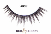 Red Cherry False Eyelashes (Pack of 10 pairs)