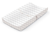 Summer Infant Ultra Plush Changing Pad Cover Chevron