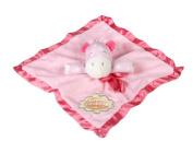 Sweet Little Darling Plush Baby Toddler Security Blanket - Pink Girl
