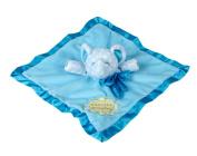 Sweet Little Darling Plush Baby Toddler Security Blanket - Blue Boy