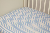 Riegel Baby 100% Cotton Fitted Crib Sheet